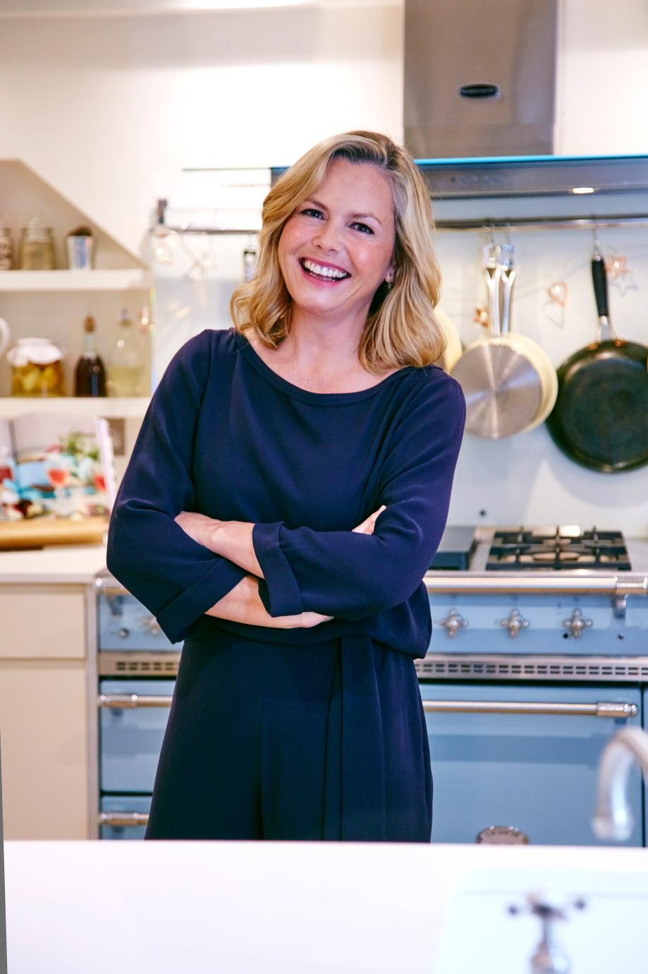 Liz - kitchen - CREDIT Georgi Glynn Smith