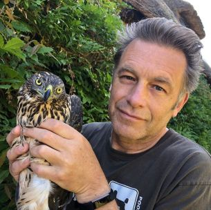 The Plant Based Podcast featuring Chris Packham